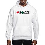 Love Bocce Hooded Sweatshirt