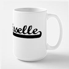Gisselle Classic Retro Name Design Mugs