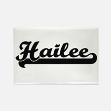 Hailee Classic Retro Name Design Magnets