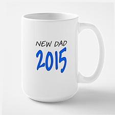 New Dad 2015: Mug