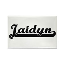 Jaidyn Classic Retro Name Design Magnets
