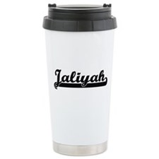 Jaliyah Classic Retro N Travel Mug