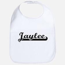 Jaylee Classic Retro Name Design Bib