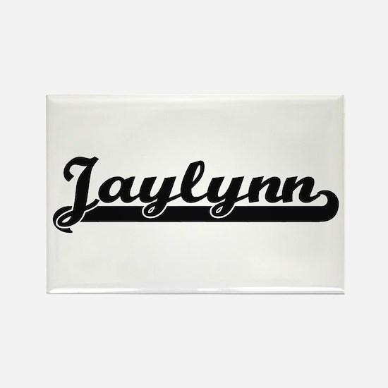 Jaylynn Classic Retro Name Design Magnets