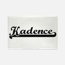 Kadence Classic Retro Name Design Magnets