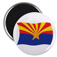 "Arizona State Flag 2 2.25"" Magnet (100 pack)"