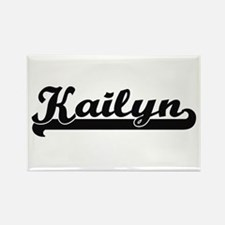 Kailyn Classic Retro Name Design Magnets