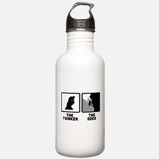 Rock Climbing Water Bottle