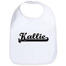 Kallie Classic Retro Name Design Bib