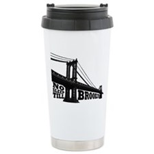 NO SLEEP TILL BROOKLYN Travel Mug