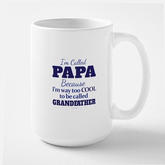 I'm Called Papa Mugs