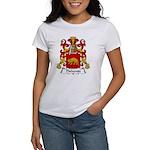 Thevenin Family Crest Women's T-Shirt