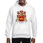 Thevenin Family Crest Hooded Sweatshirt