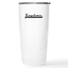 Kaydence Classic Retro Travel Mug