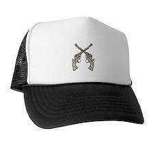 Unique Gunfighter Trucker Hat