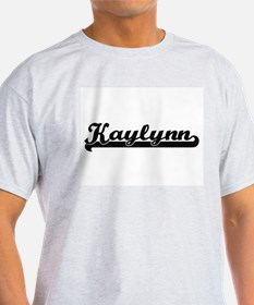 Kaylynn Classic Retro Name Design T-Shirt