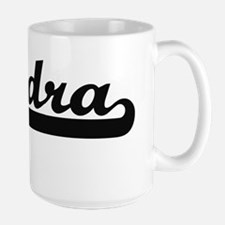Kendra Classic Retro Name Design Mugs