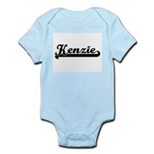 Kenzie Classic Retro Name Design Body Suit