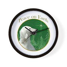 Afghan Peace Wall Clock