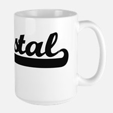 Krystal Classic Retro Name Design Mugs