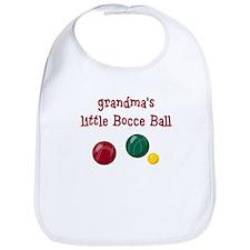 Grandma's Bocce Bib