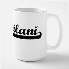 Leilani Classic Retro Name Design Mugs