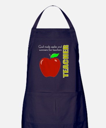 Teacher Apron (dark)
