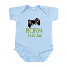 Funny Gaming skyrim Infant Bodysuit