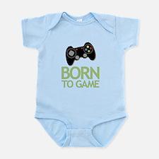 Unique Video game Infant Bodysuit