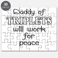 Daddy of triplets Puzzle