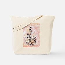The Flamenco of Kali Sara Tote Bag