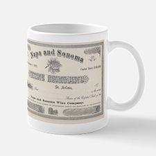 Napa & Sonoma Wine Mug