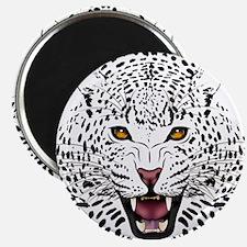 Fierce Leopard Magnets