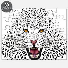 Fierce Leopard Puzzle
