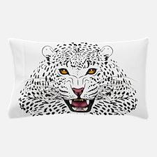 Fierce Leopard Pillow Case