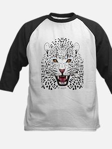 Fierce Leopard Baseball Jersey