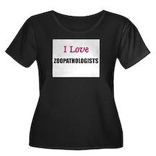 I Love ZOONOSOLOGISTS T
