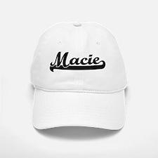Macie Classic Retro Name Design Baseball Baseball Cap