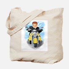 Baby Bikers Tote Bag