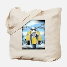 Wolf-Rider Tote Bag