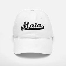 Maia Classic Retro Name Design Baseball Baseball Cap