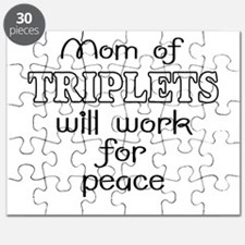 Mom of triplets Puzzle