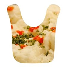 Mashed Potatoes Bib