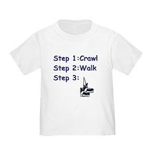 Funny Crawl T