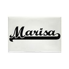 Marisa Classic Retro Name Design Magnets