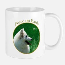 Eskimo Dog Peace Mug