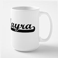 Mayra Classic Retro Name Design Mugs