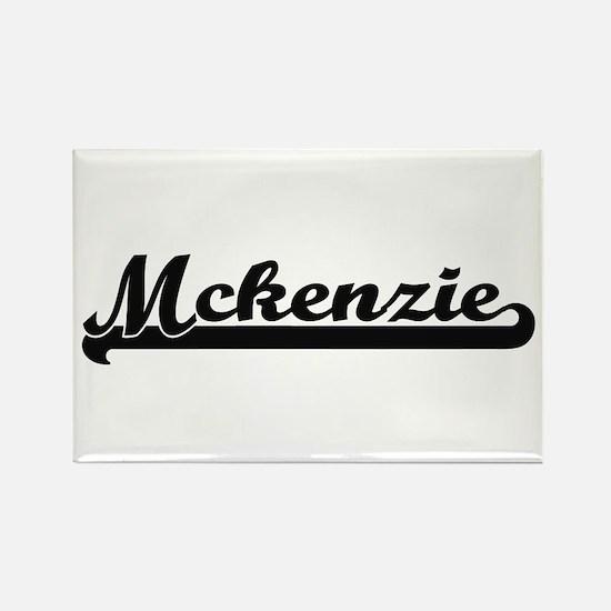 Mckenzie Classic Retro Name Design Magnets