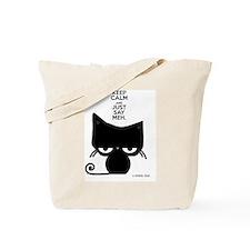 Unique Keep calm Tote Bag