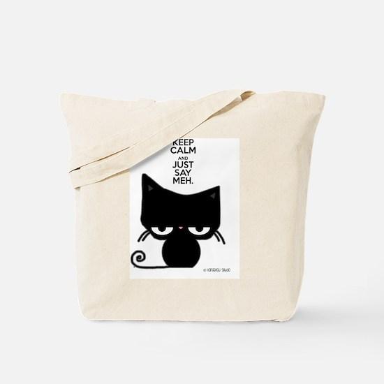 Cute Keep calm Tote Bag